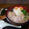 大黒ラーメン - 料理写真:弁天ラーメン・むすび1個