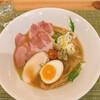 麺屋 貝原 - 料理写真:貝醤油そば 麺大盛り 800円+50円