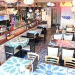 アラシのキッチン - 宴会貸切 40名様以上で貸切パーティー♪  30名様以上で貸切パーティーが出来ます。解放感溢れる店内はお昼のパーティーにも最適です!