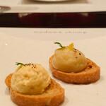 銀座 海老料理&和牛レストラン マダムシュリンプグレイス東京 -