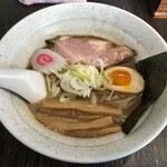 まつおぶし - 料理写真:らーめん(並)
