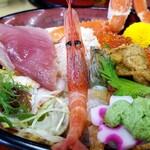 鳥取砂丘にいちばん近いドライブインレストラン砂丘会館 -