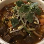 西安刀削麺酒楼 - 麻辣羊肉刀削麺