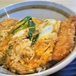 一福 - ミニカツ丼