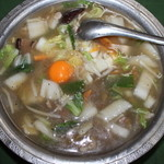 十七八 - 料理写真:チャンポン