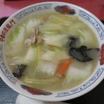 中華料理龍門 - タンメン