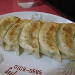 中華料理龍門 - 餃子