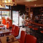 Heiwa - PUB RESTAURANT Heiwa @とうきょうスカイツリー駅 PUB RESTAURANT というより喫茶店風の店内