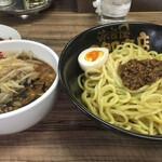 味噌屋 八郎商店 - * 味噌つけ麺  850円