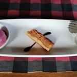 ストーン・ビーチ - 料理写真:魚のソテー セット②