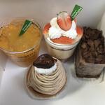 町のお菓子屋さん カオハナ - 料理写真:ある日のお買い物