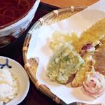 上條 - 天ぷら