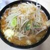 ラーメン二郎 - 料理写真:みそラーメン ニンニクアブラ 800円