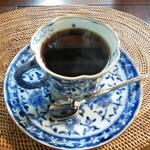 cafe copan - セットの珈琲