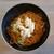 レストラン AKIOKA  - 白糠毛がにのぐし身のせカニトマトクリーム(+400円+税?)です。