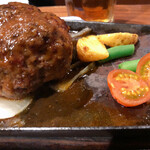 ニクバルダカラ - 黒毛和牛ハンバーグ