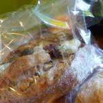 125142074 - ゴルゴンゾーラのサンドイッチ