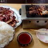 松屋 - 料理写真:山盛りご飯が進む進む。