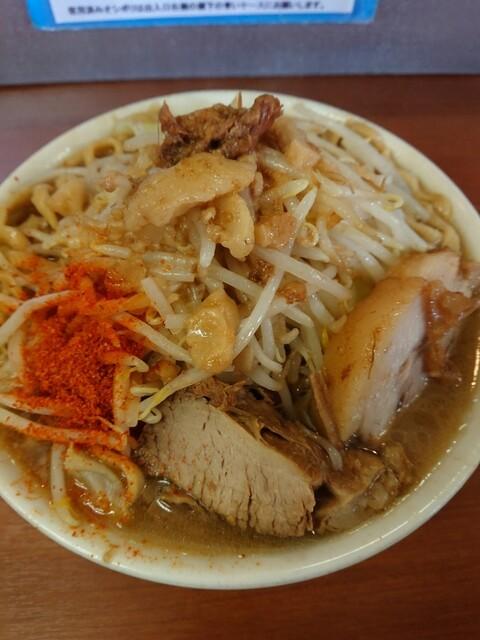 地球 規模 ソラ ラーメン荘 地球規模で考えろ ソラ (京都ラーメン・西院)実食レビュー