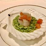 アンティコ カステッロ - 料理写真: