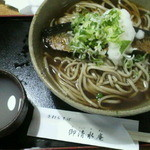 12515154 - ニシン蕎麦(大盛)(1,000円)