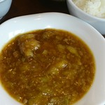 煌・中国料理 - 麻婆茄子