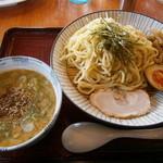 あじとら - 味噌つけ麺(並)