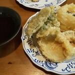 松屋 - 天ぷら