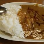 松屋 - カレーライス