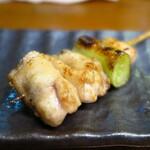 すみび屋 泰 - ひな、ジューシーで美味しい!