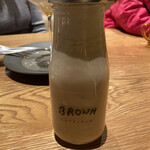 BROWN CAFE/BAR -