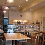 カフェ ソラノキ - 店内①
