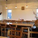 カフェ ソラノキ - 店内②
