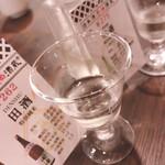 日本酒原価酒蔵 - ドリンク写真: