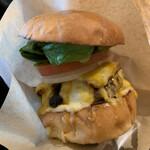 ルーフトップス - 鎌倉バーガーをバーガー袋へ。