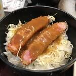 牛カツ 京都勝牛 -