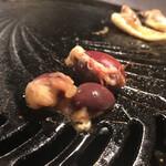米沢鶏肉店 - めぎも焼きやき〜