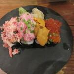 125173540 - こぼれ寿司