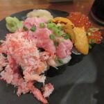 125173542 - こぼれ寿司
