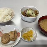 ナミヤ食堂 - 料理写真:
