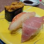 回転割烹 寿司御殿 - 料理写真: