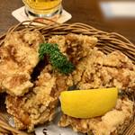 Ginzaraion - チキンの唐揚げ(5個) 1,012円