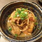 赤ひげ - あんきも生姜煮¥200