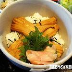 百々山 - 穴子丼