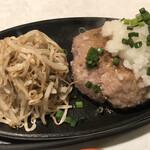 肉の匠 将泰庵 - 飲めるハンバーグ300g おろしポン酢