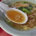尚チャンラーメン - ラーメンのスープ