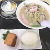 会楽園 - 料理写真:満喫セット(1500円)