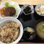 Daisenoshokujidokoro - 日替定食
