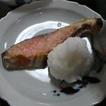 江戸家 - とっても美味しい塩引き鮭♪