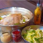 Korean Dining ハラペコ食堂 - タッカンマリ